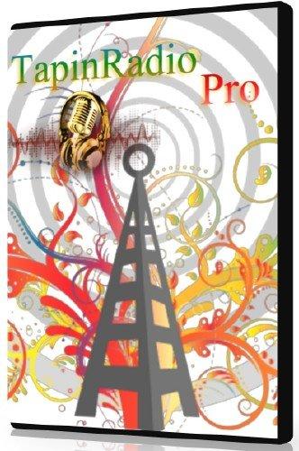 TapinRadio Pro 2.06 (x86/x64) Multilingual + Portable