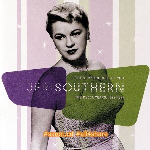 Jeri Southern - The Very Thought of You Decca Recordings, 1951-1957 (1999)