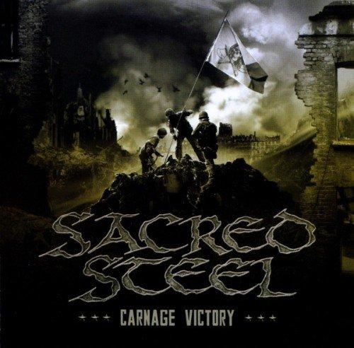 Sacred Steel - Carnage Victory (2009) (FLAC)