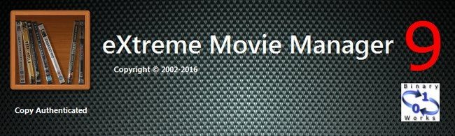 eXtreme Movie Manager 9.0.1.2 Multilingual Portable