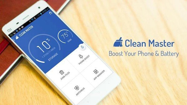 Clean Master - Free Ram, Space Cleaner & Antivirus v5.17.6 build 51766612