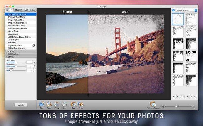 BeLight Image Tricks Pro 3.9 MacOSX