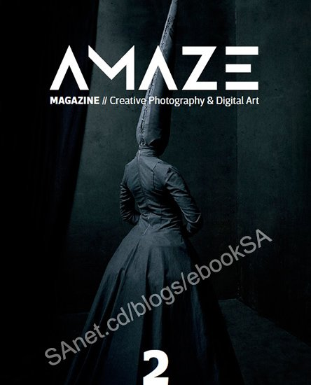 Amaze Magazine - March 2017