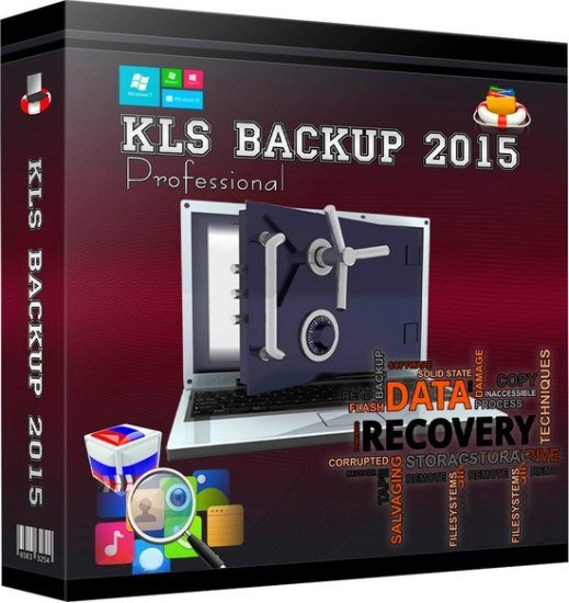 KLS Backup 2015 Professional 8.5.0.0 Multilingual