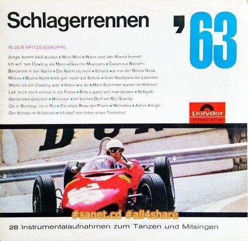 Chor Und Orchester Frank Nelson - Schlagerrennen '63 (1963)