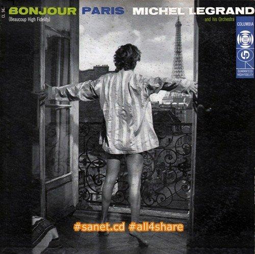 Michel Legrand - Bonjour Paris (1959)