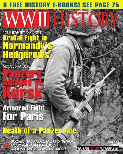 WWII History  June 2017
