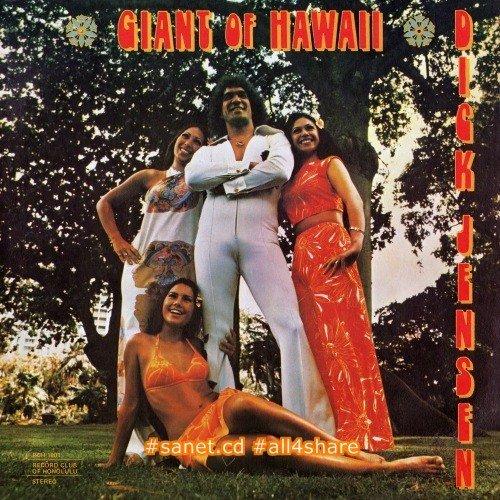 Dick Jensen - Giant Of Hawaii (1975)