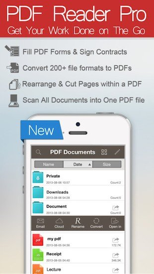 how to use pdf reader pro 3