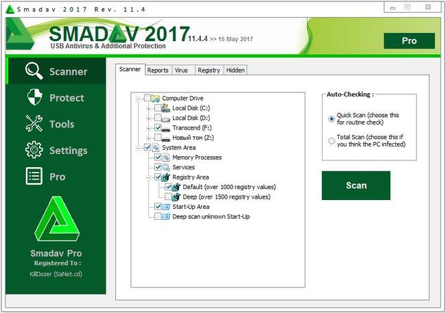 Smadav Pro 2017 11.4.9 + Portable
