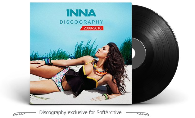 Inna Discography (2009-2016)