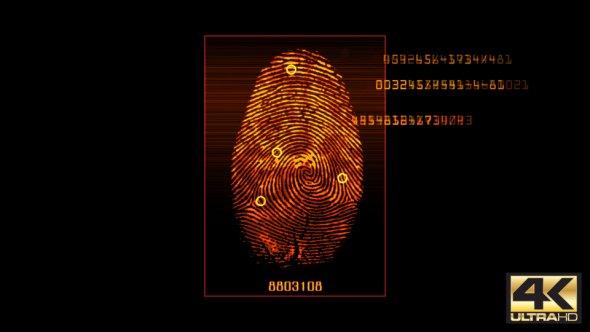 Fingerprint Scan v3 (Videohive/16851210)