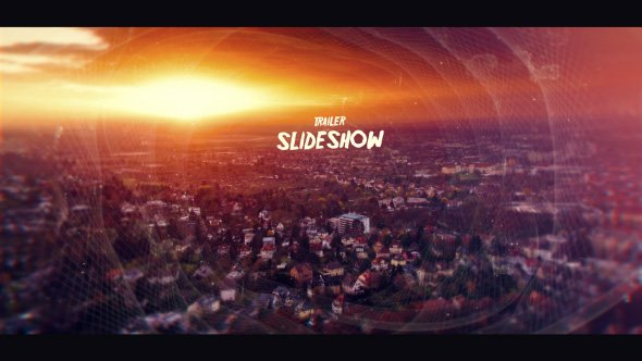 Trailer Slideshow - Project for After Effects (Videohive)