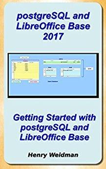 postgreSQL and LibreOffice Base 2017