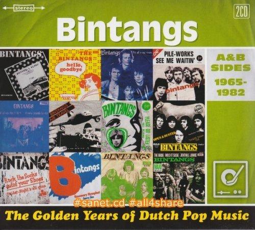 Bintangs - The Golden Years Of Dutch Pop Music ~ A&B Sides 1965-1982 (2016)