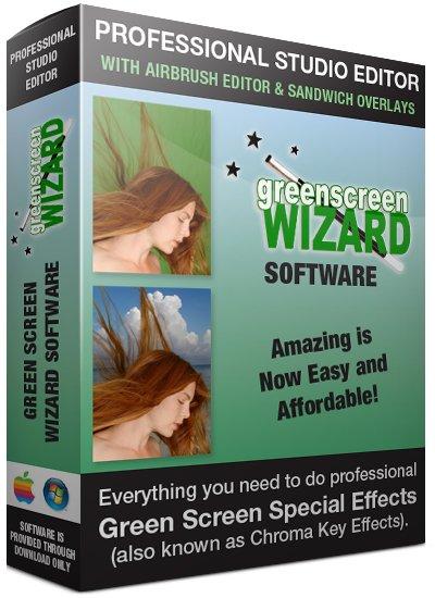 للتعامل مع الصور Green Screen Wizard Professional 9.8   Crack lqkoYfG2mLJakhDmMESy
