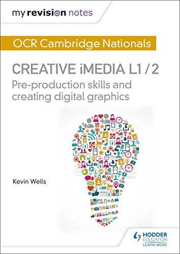 My Revision Notes OCR Nationals in Creative iMedia L 1  2 Pre-production skills and Creating digital graphics