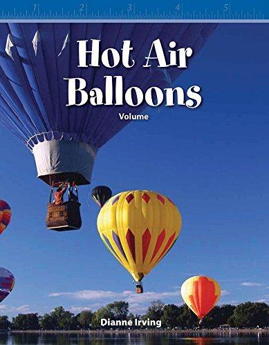 Hot Air Balloons Level 5 (Mathematics Readers)