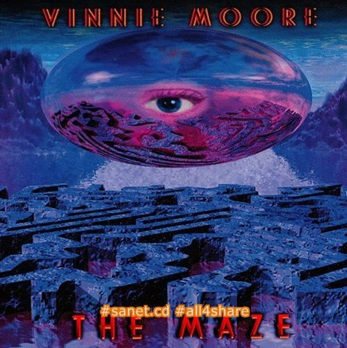 Vinnie Moore - The Maze (1999)