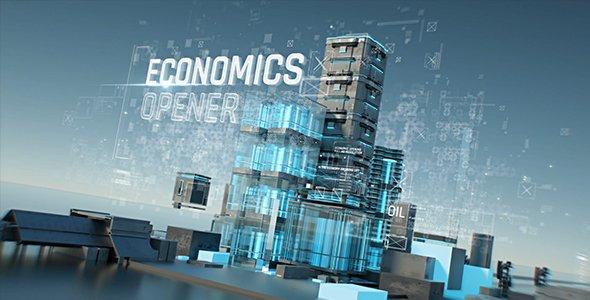Economics Opener 19687986 - Project for After Effects (Videohive)