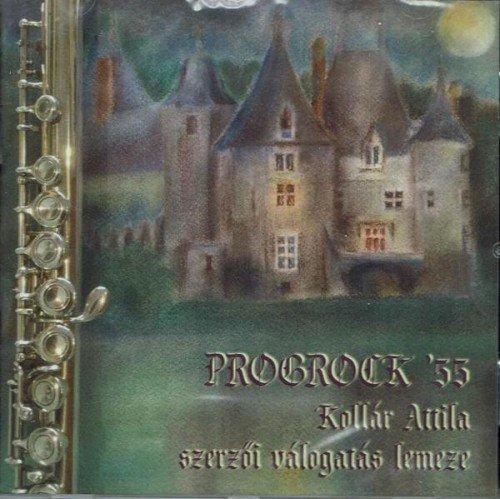 KollГЎr Attila - Progrock '55 (Author's Compilation) (2016) (FLAC)