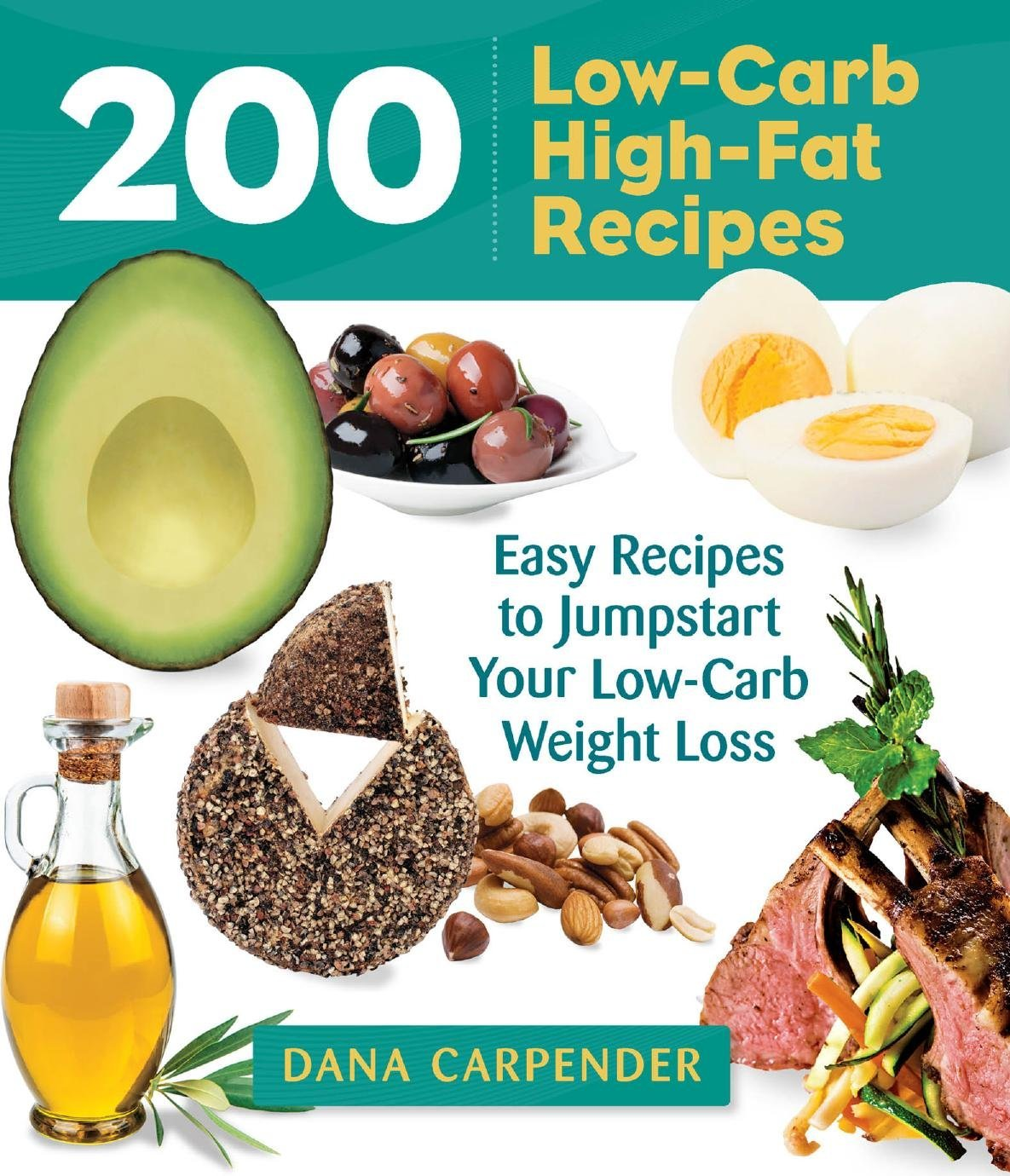 low carb recipe books pdf