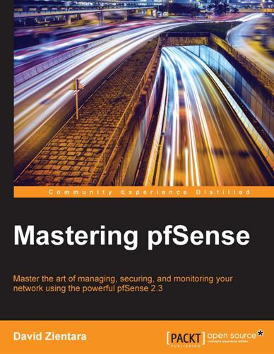 Mastering pfSense (True PDF)