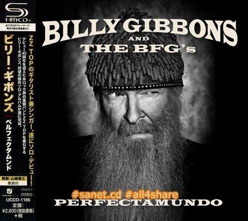Billy Gibbons and The BFG's - Perfectamundo (2015) CD Rip