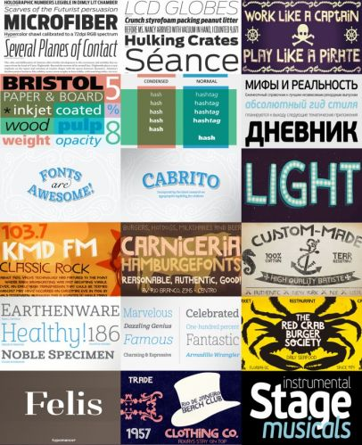 250+ Fonts Bundle Collection - pack 51