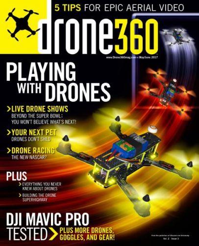 Drone 360  June 2017