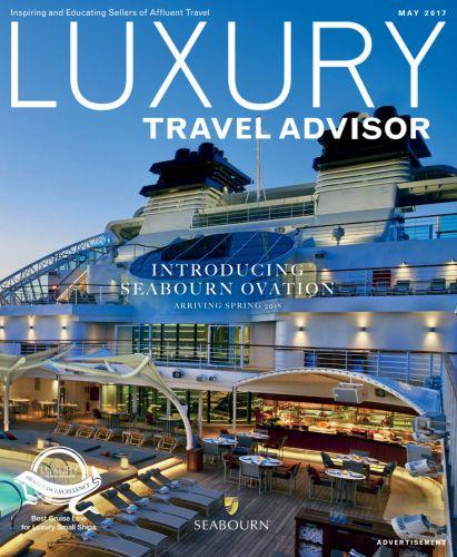 Luxury Travel Advisor  May 2017
