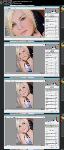 Download Adobe Photoshop Camera RAW Filter Portrait