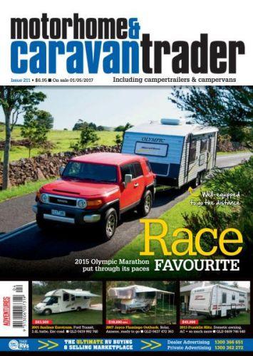 Motorhome & Caravan Trader - Issue 211 2017
