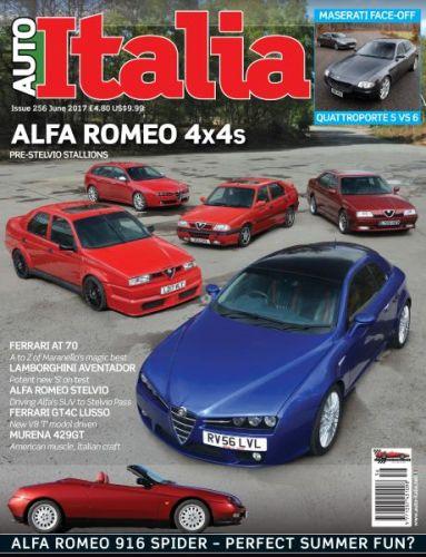 AutoItalia - Issue 256 - June 2017