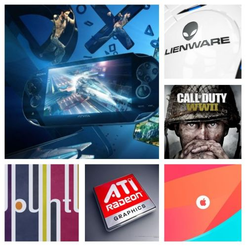 Tech Wallpapers Pack 001