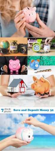 Photos - Save and Deposit Money 32