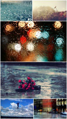 HD Rain wallpapers (Pack 3)