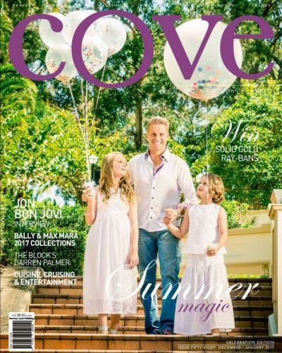 The Cove Magazine - December 2016-January 2017