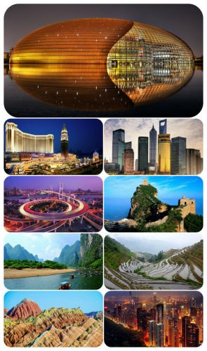 Desktop wallpapers - World Countries (China) Part 4