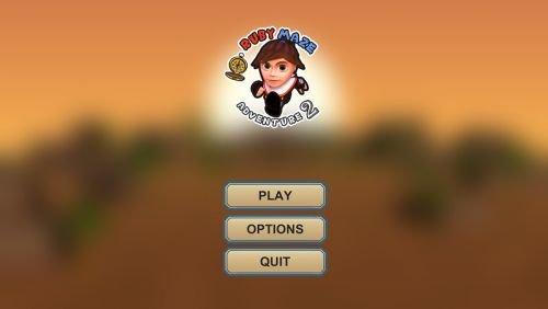 Ruby Maze Adventure 2-F4CG