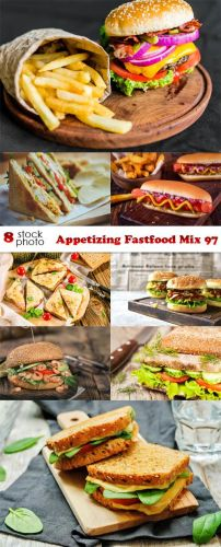 Photos - Appetizing Fastfood Mix 97