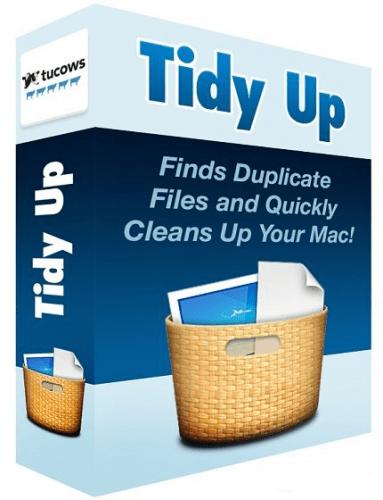 Tidy Up 4.1.21 Multilangual MacOSX
