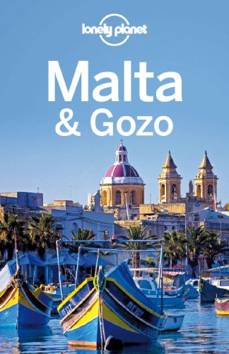Lonely Planet Malta & Gozo (Country Guide), 5th edition