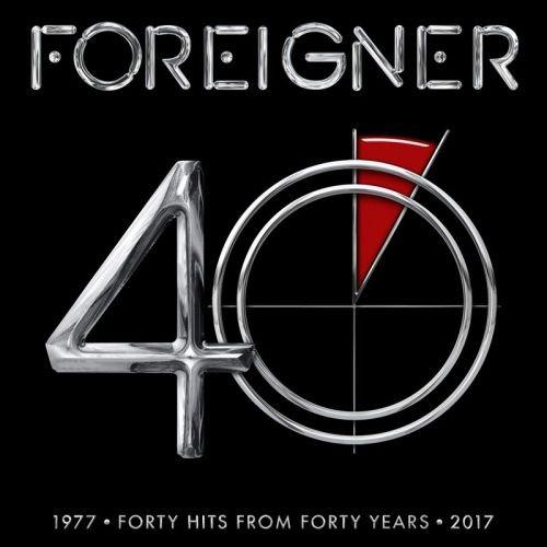 Foreigner - 40 (2017)