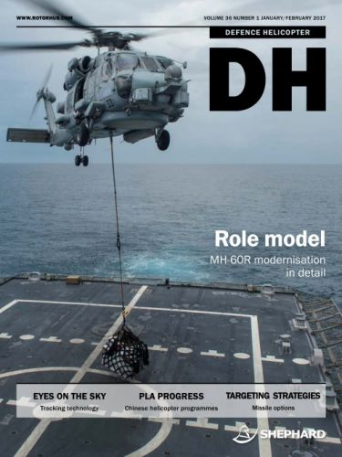 Defence Helicopter - January/February 2017