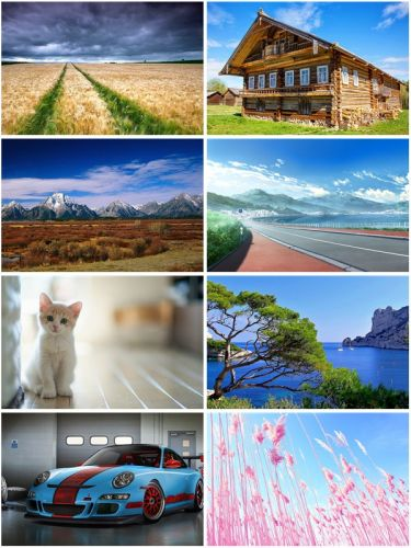 Best Mix HD Wallpapers Pack 166
