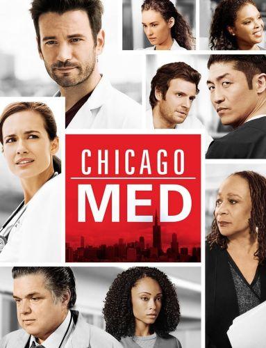 Chicago Med Hospital Room