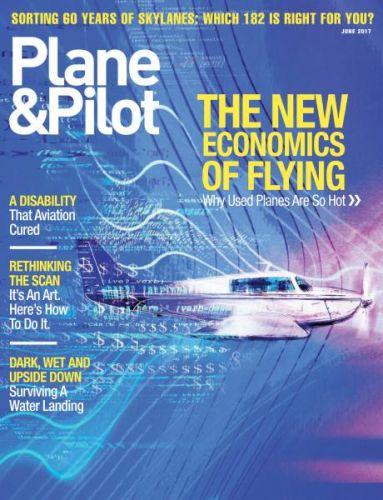 Plane & Pilot -- June 2017
