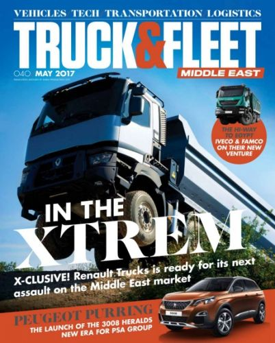 Truck & Fleet Middle East  May 2017