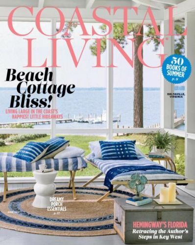 Coastal Living  June 2017